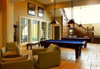 Creekside Clubhouse Pool Table