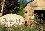 Tutton Hill Close up Sign