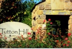 Tutton Hill Sign