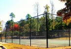 Yarborough Farms Tennis Court