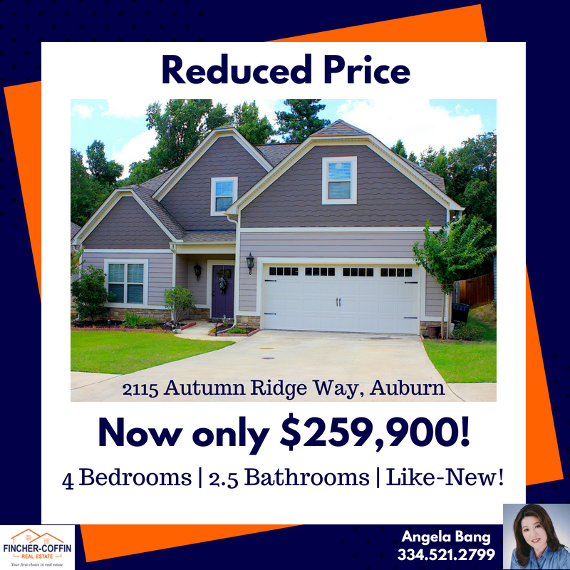 Reduced Price Autumn Ridge Way