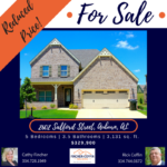 UPDATE: Reduced Prices on Homes in the Auburn/Opelika Area