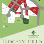 Spec Homes in the Tuscany Hills Subdivision
