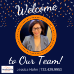 Welcome Our Newest Agent, Jessica Hahn!